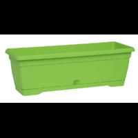 Balconnière plastique - Vert