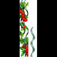 Lot de 20 tuteurs tomates spirale hauteur 180cm