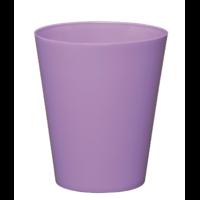 Cache pot réserve d'eau - Lilas