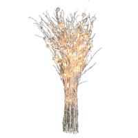 Branchage lumineux de noël hauteur 120 cm