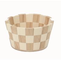 Coupe ronde en bois