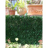 Treillis osier feuilles - Imitation Lierre