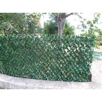 Treillis extensible feuilles - Imitation Laurier Palme