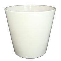 Lot de 3 pots en céramique
