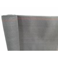Brise vue gris - occultant 95% - 220g/m2