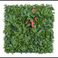 Mur végétal artificiel Premium