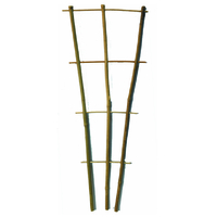 LOT DE 10 SUPPORTS ECHELLE EN BAMBOU