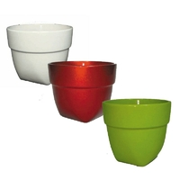 Lot de 5 cache pot céramique