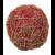 176-boule-corde-rouge-et-or