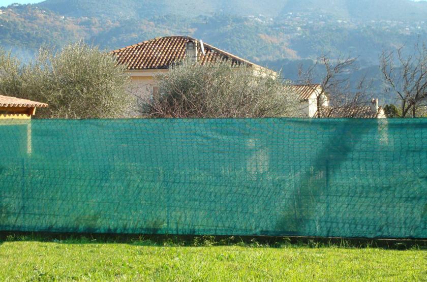 Toile occultation cloture brise vue de jardin pas cher | Camping ...