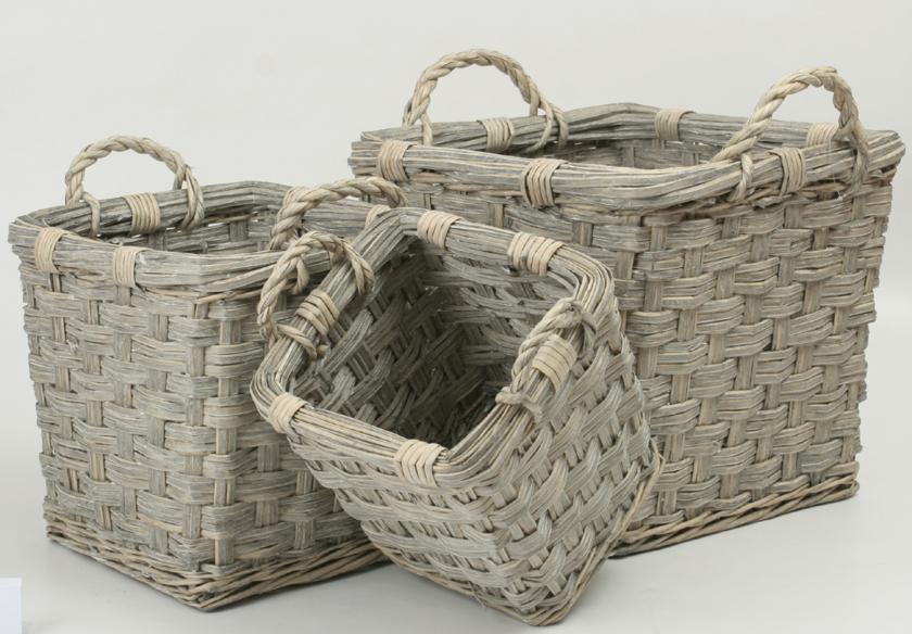 cache pot osier carr poterie cache pot osier boutique d coration et am nagement jardin. Black Bedroom Furniture Sets. Home Design Ideas