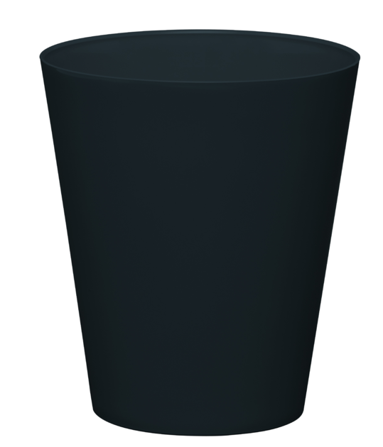 cache pot r serve d 39 eau noir poterie cache pot. Black Bedroom Furniture Sets. Home Design Ideas