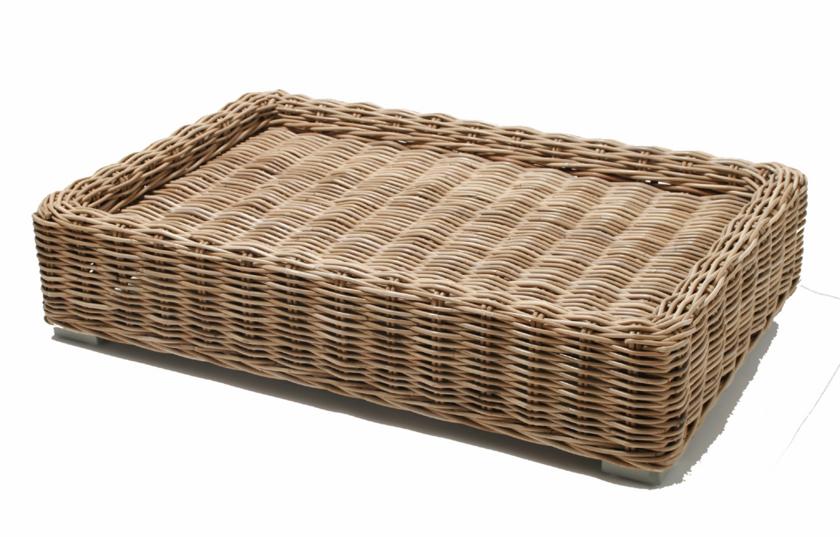 panier pour chien en rotin d co panier pour chien boutique d coration et am nagement jardin. Black Bedroom Furniture Sets. Home Design Ideas