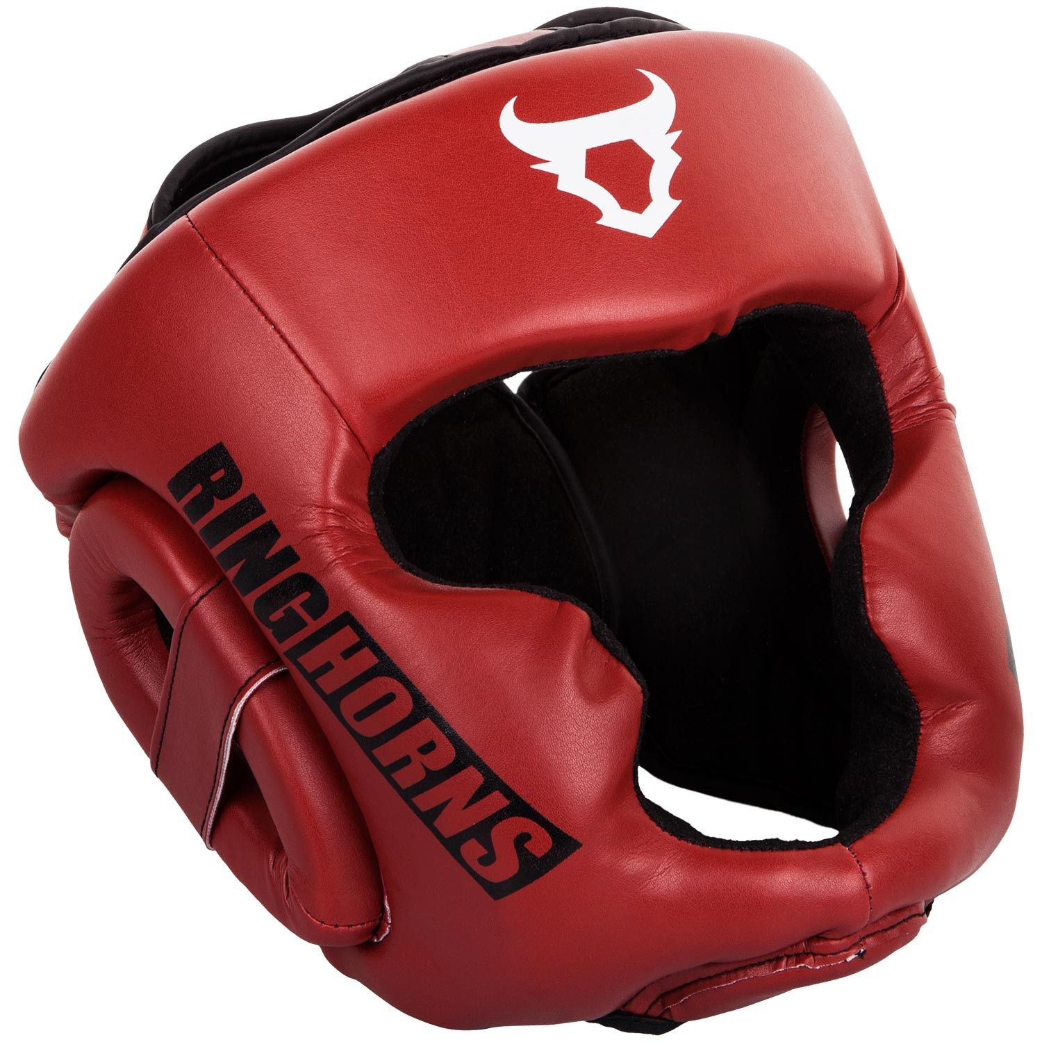 Casque Ringhorns Charger Rouge