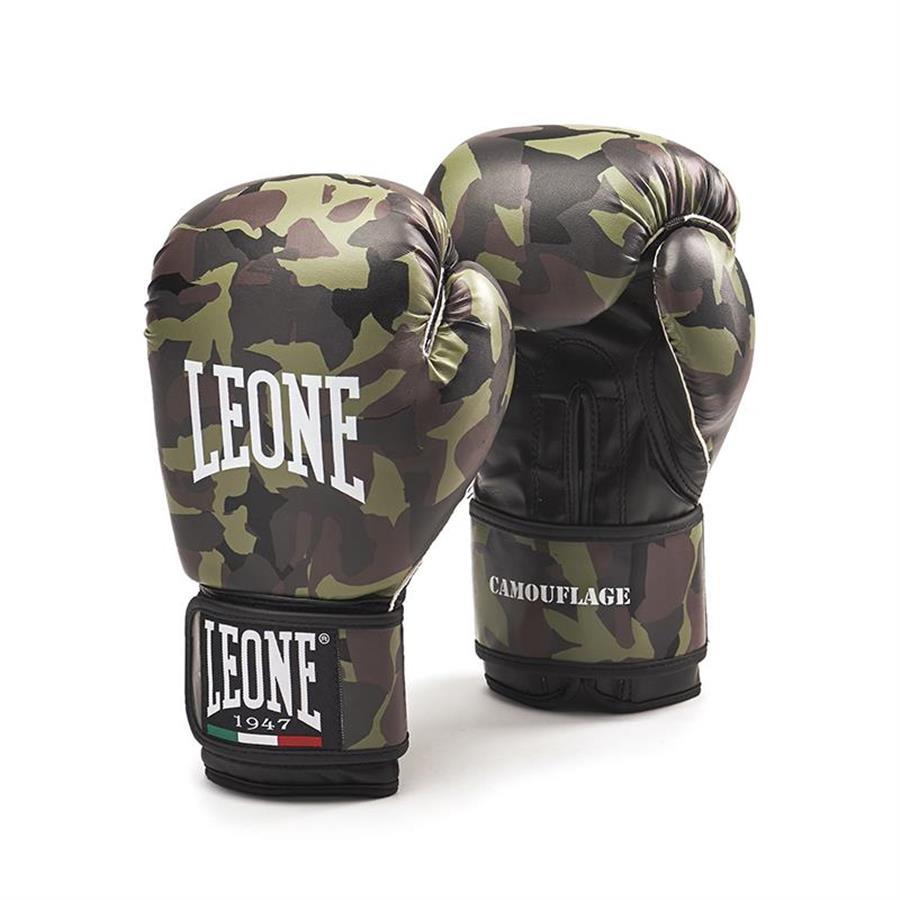 Gants de boxe Leone camouflage