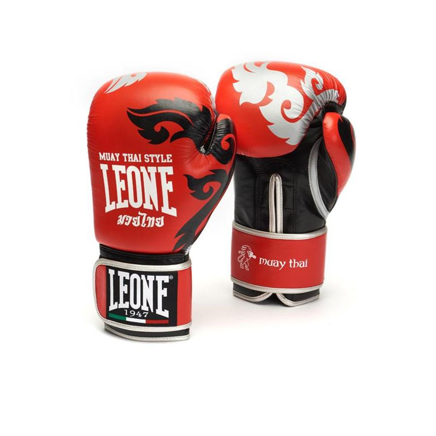 Gants de boxe Leone Muay thaï style