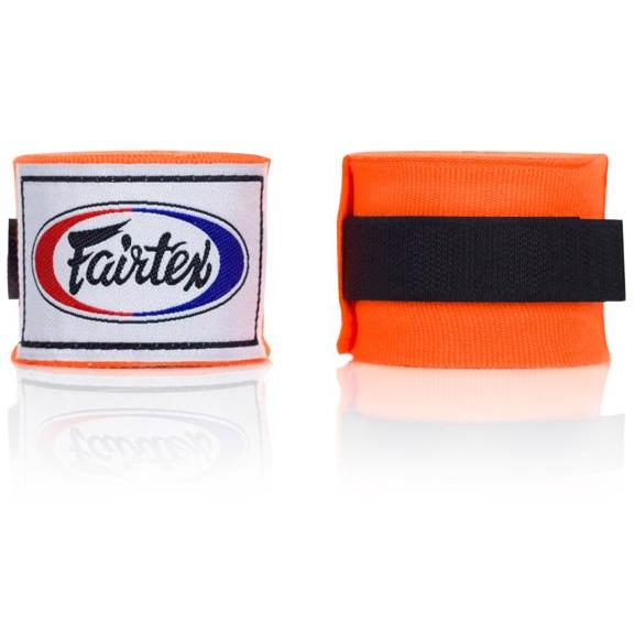 Bande de boxe Fairtex Orange