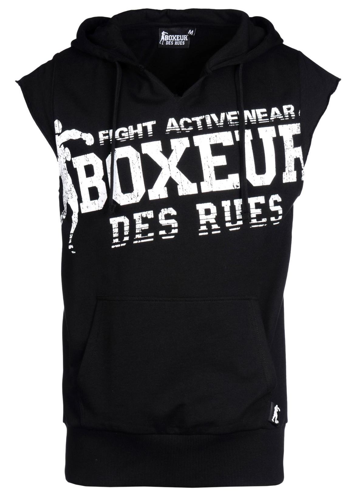 Sweat sans manche Boxeur des rues BXT4477