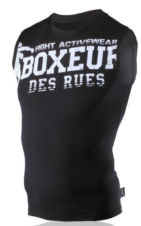 T-shirt sans manche Boxeur des rues