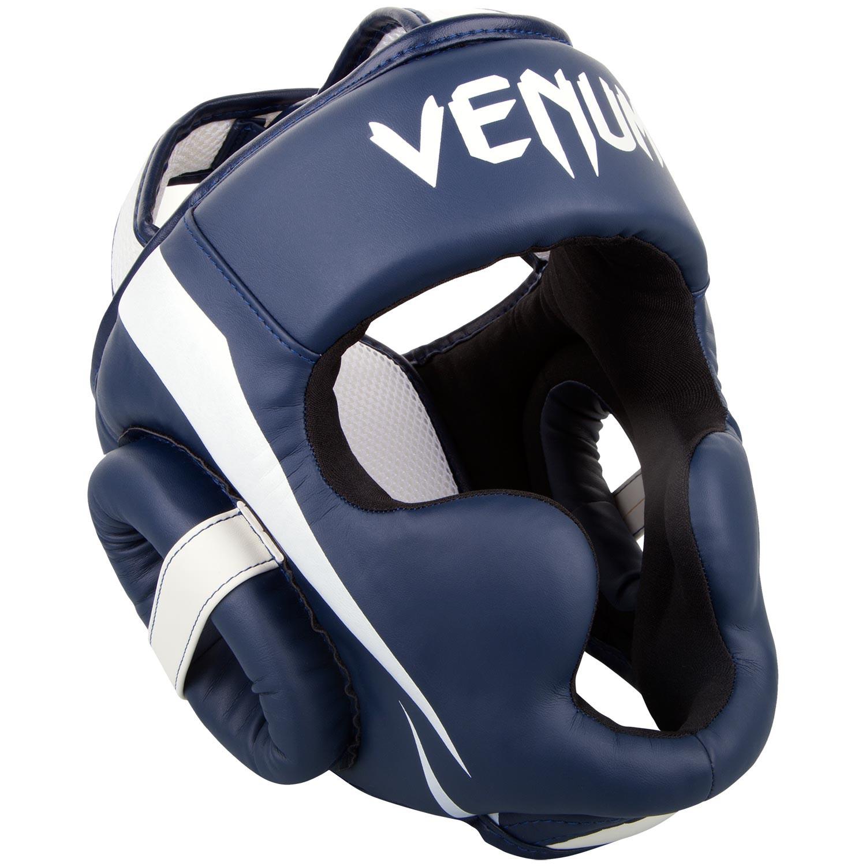 Casque de boxe Venum élite Bleu
