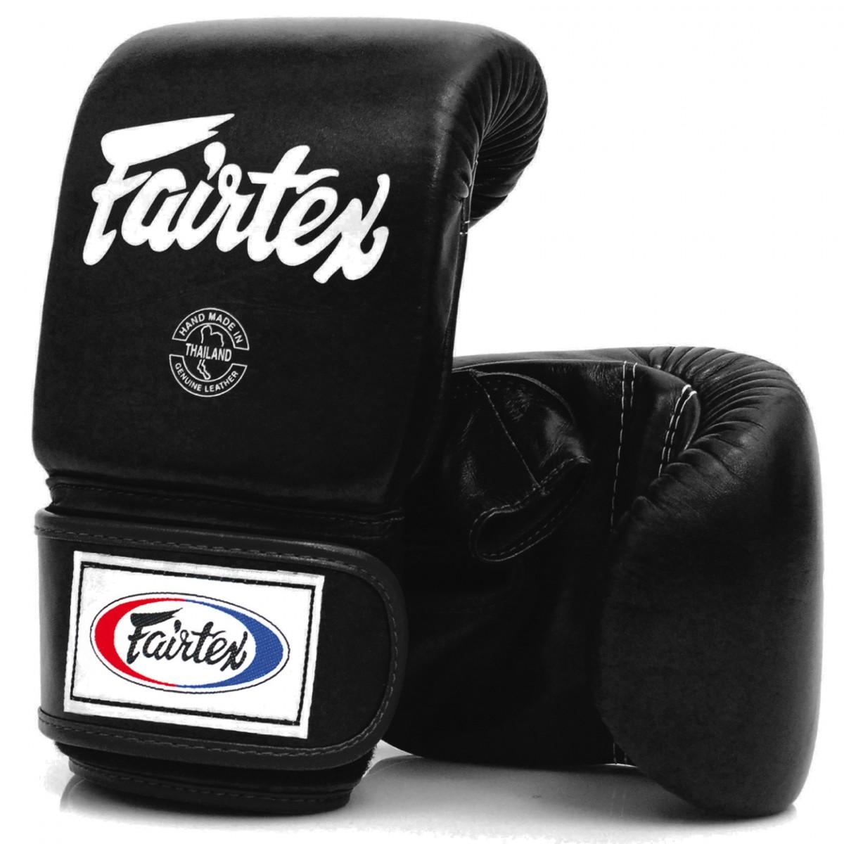 Gants de sac Fairtex cuir