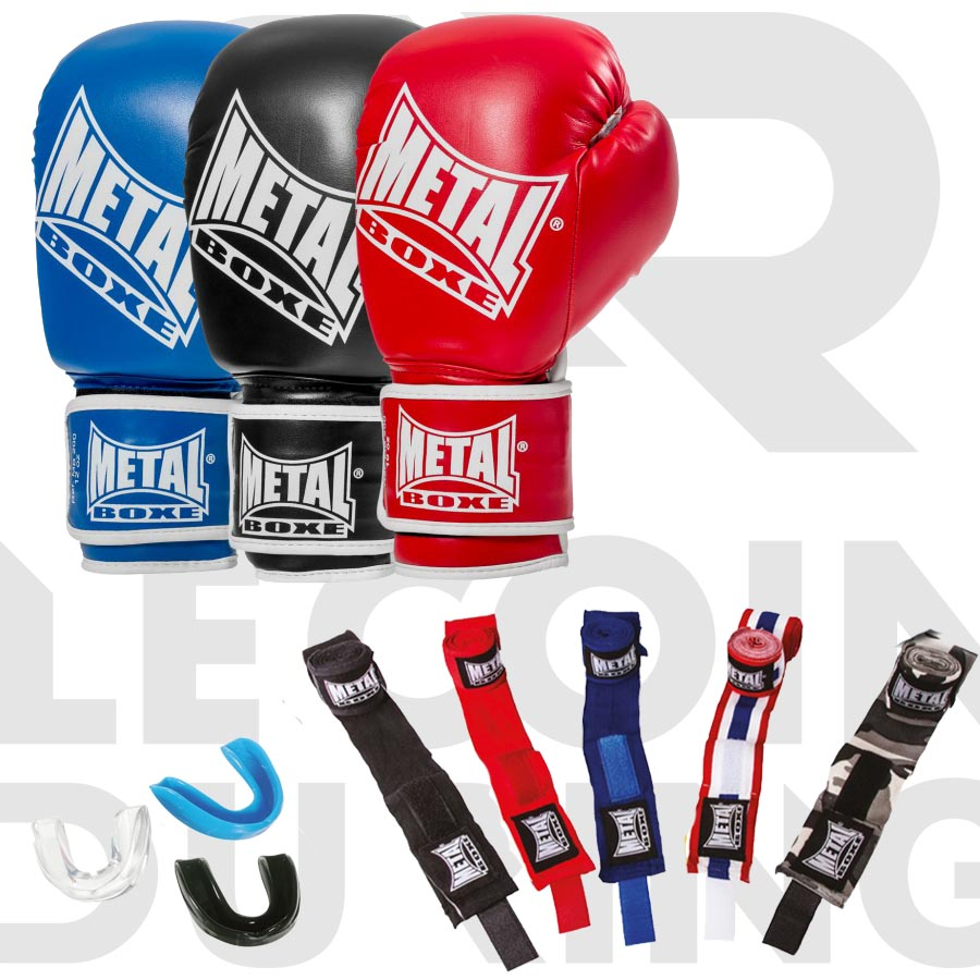 Pack Boxe Anglaise Adulte