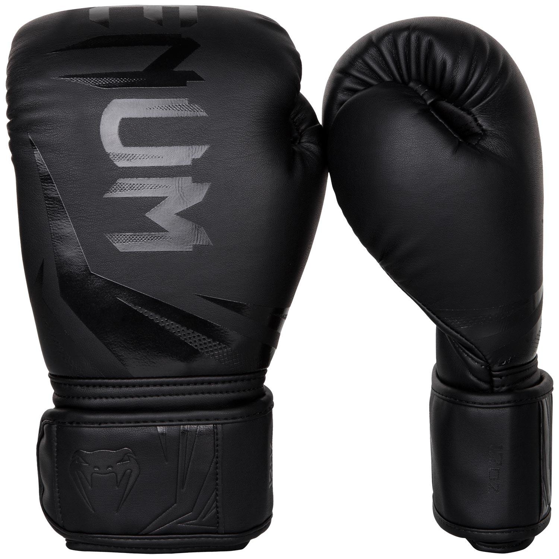 Gants de boxe Venum challenger 3.0 Noir - Noir