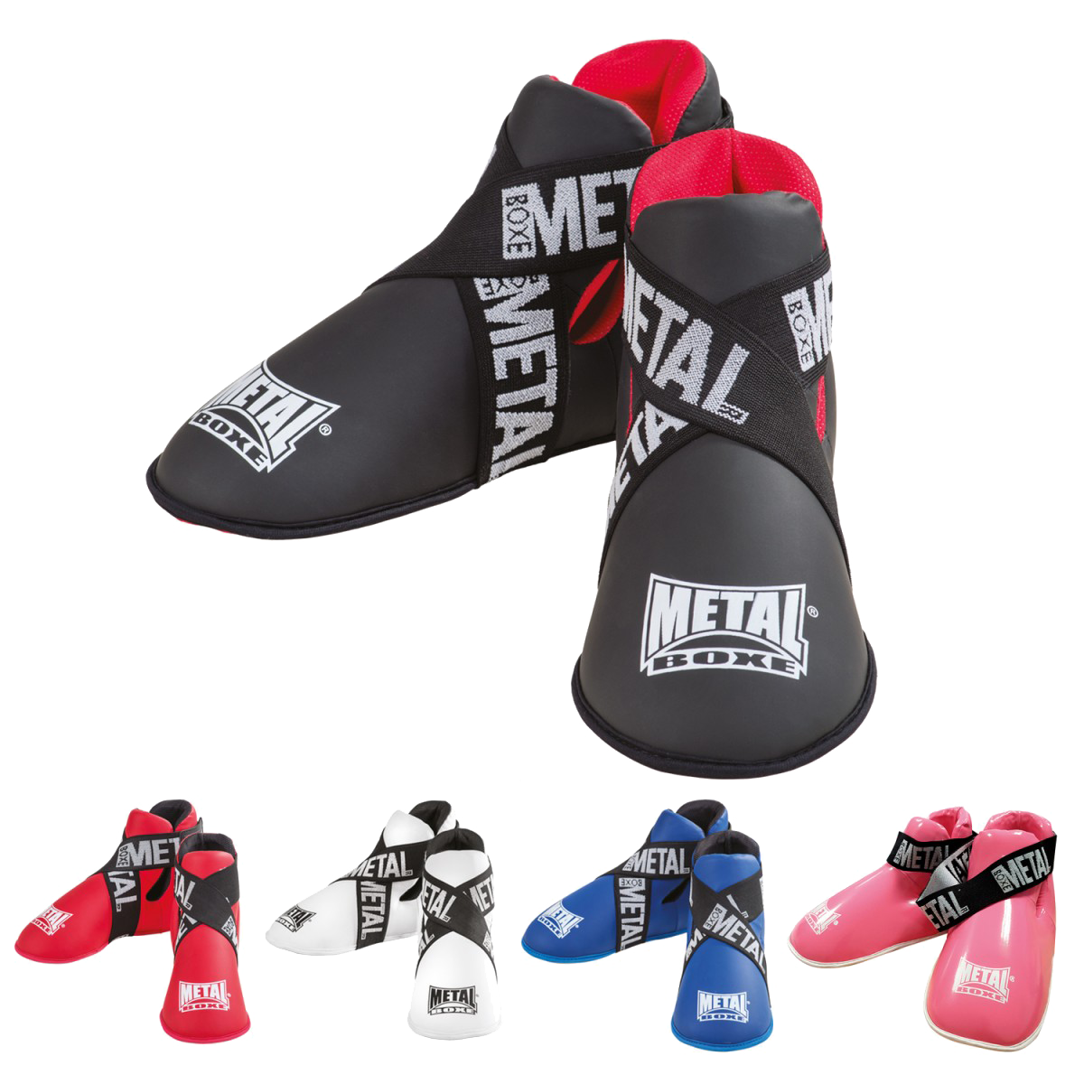 protege-pieds-full-contact-metal-boxe-mb165