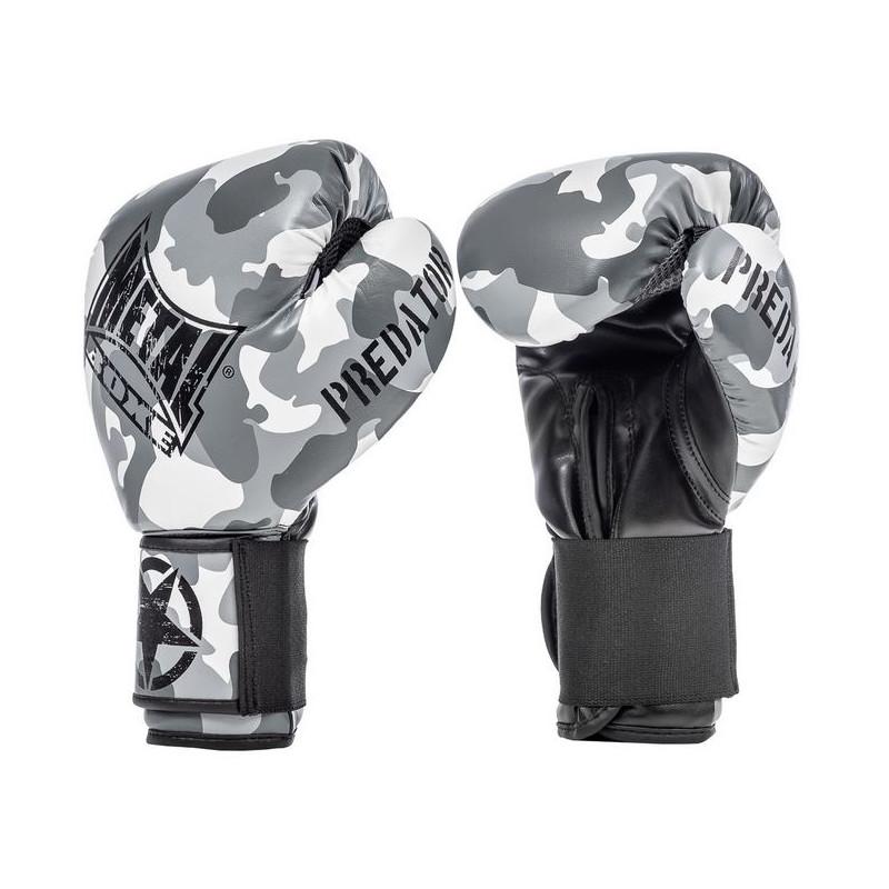 Gants de boxe Army Métal boxe initiation