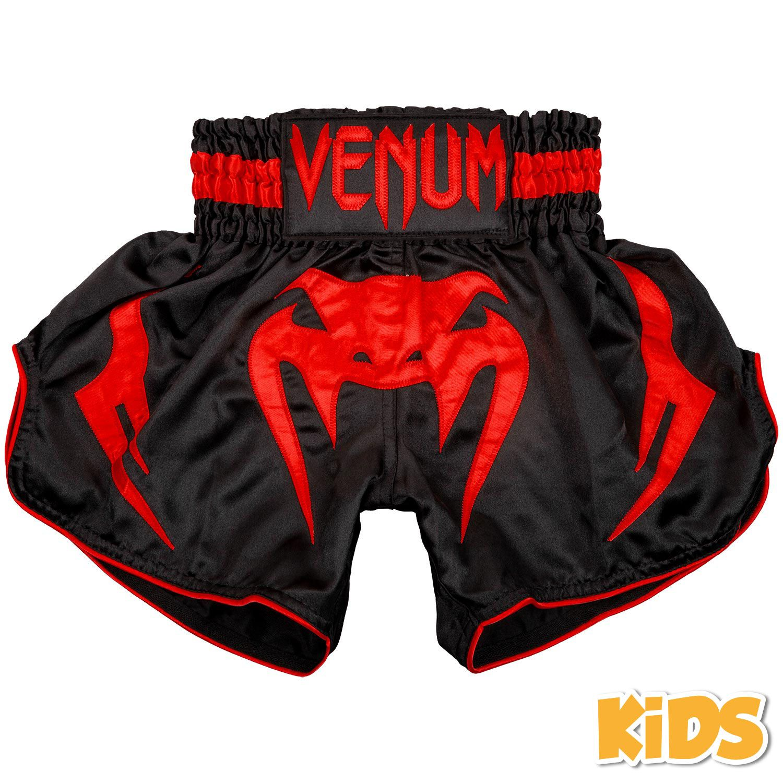 Short de boxe Thaï enfant Venum Bangkok inferno