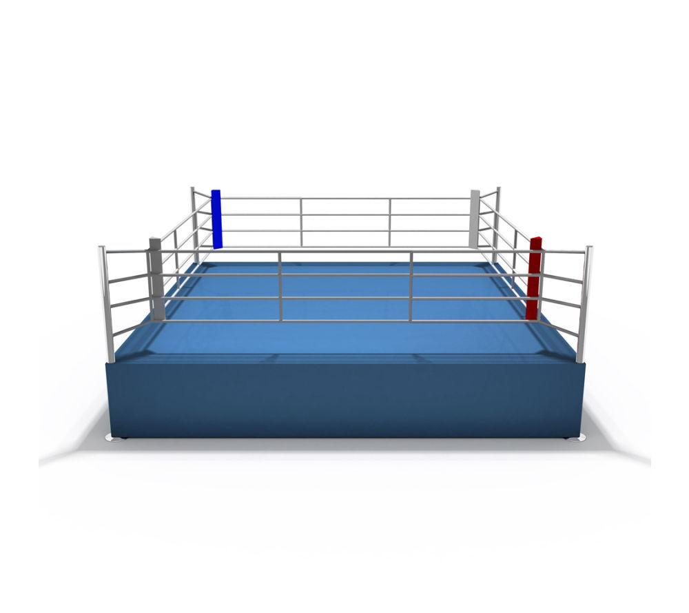 Ring de boxe selon les normes AIBA