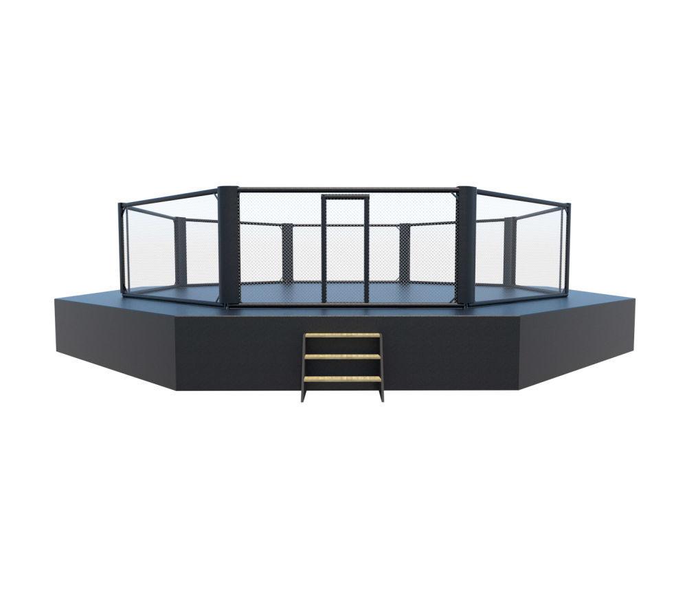 Cage MMA compétition