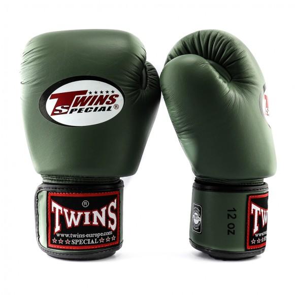 Gants de boxe Twins Military