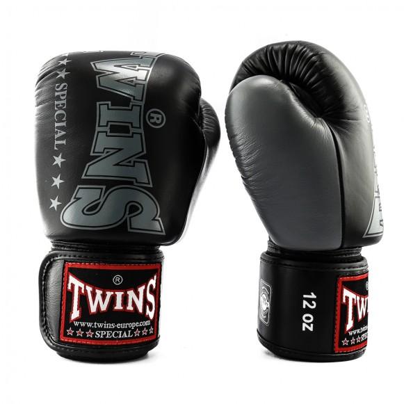 Gants de boxe Twins Noir BGVL8