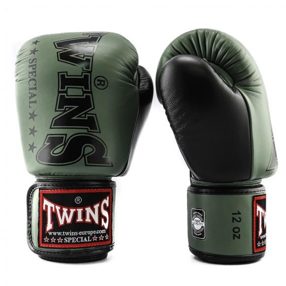 Gants de boxe Twins BGVL8 Vert