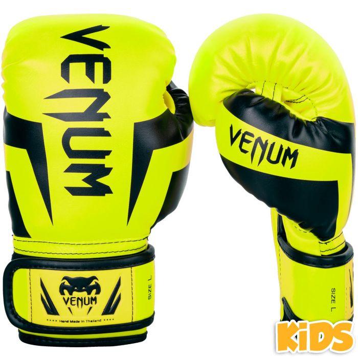 Gants de boxe enfant Venum Élite