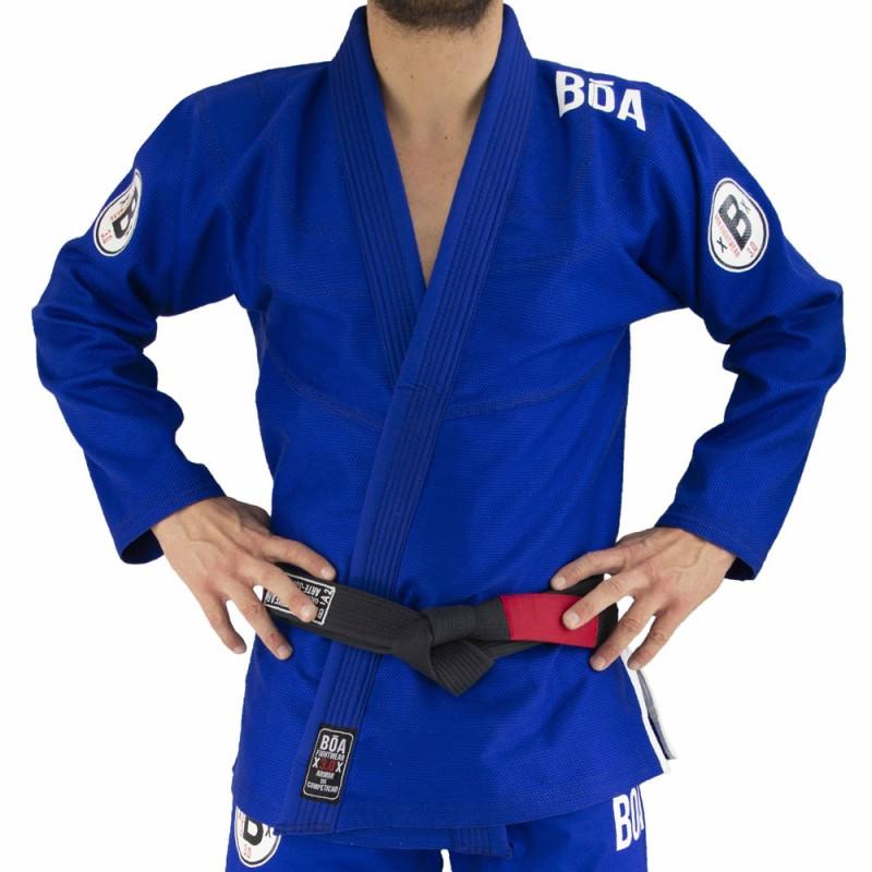 Kimono de JJB Bõa armor de competição 3.0 Bleu