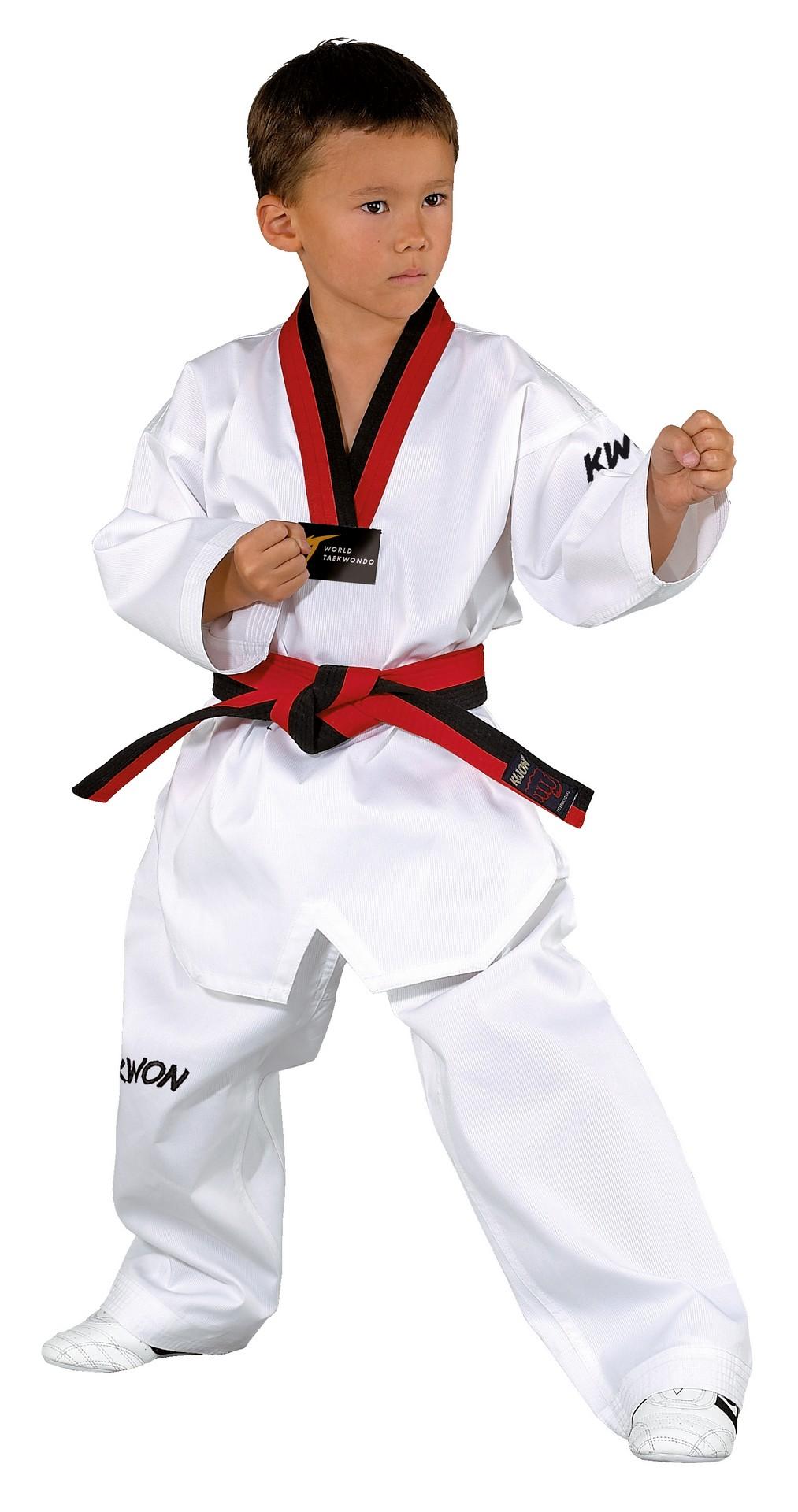 Dobok Taekwondo Kwon Victory poom