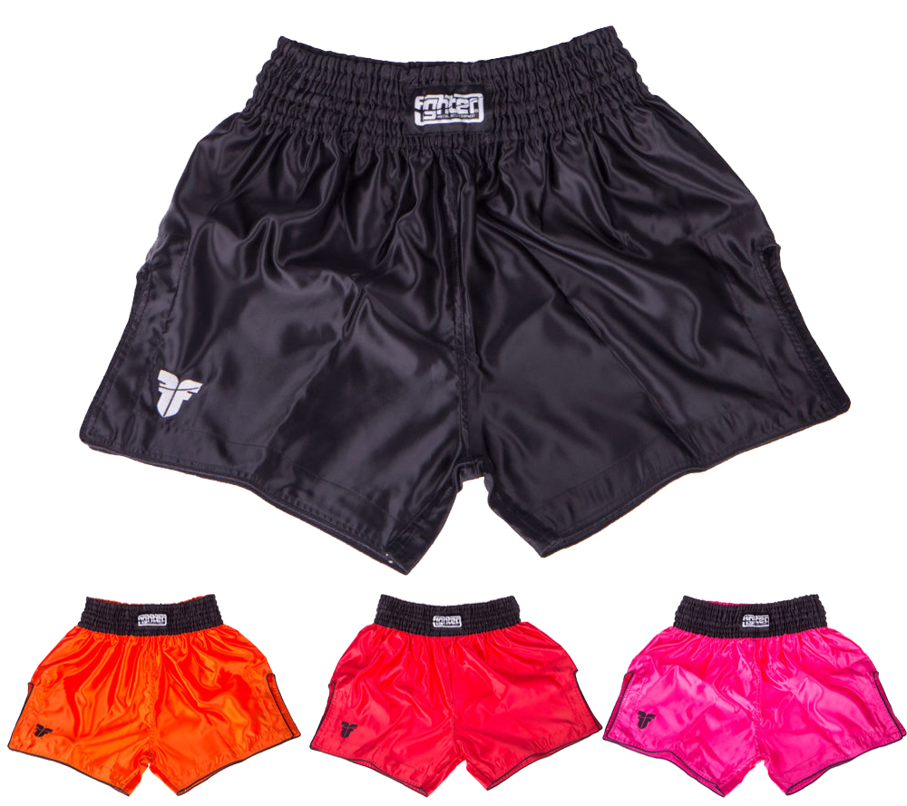 Short de boxe Thaï Fighter Bangkok