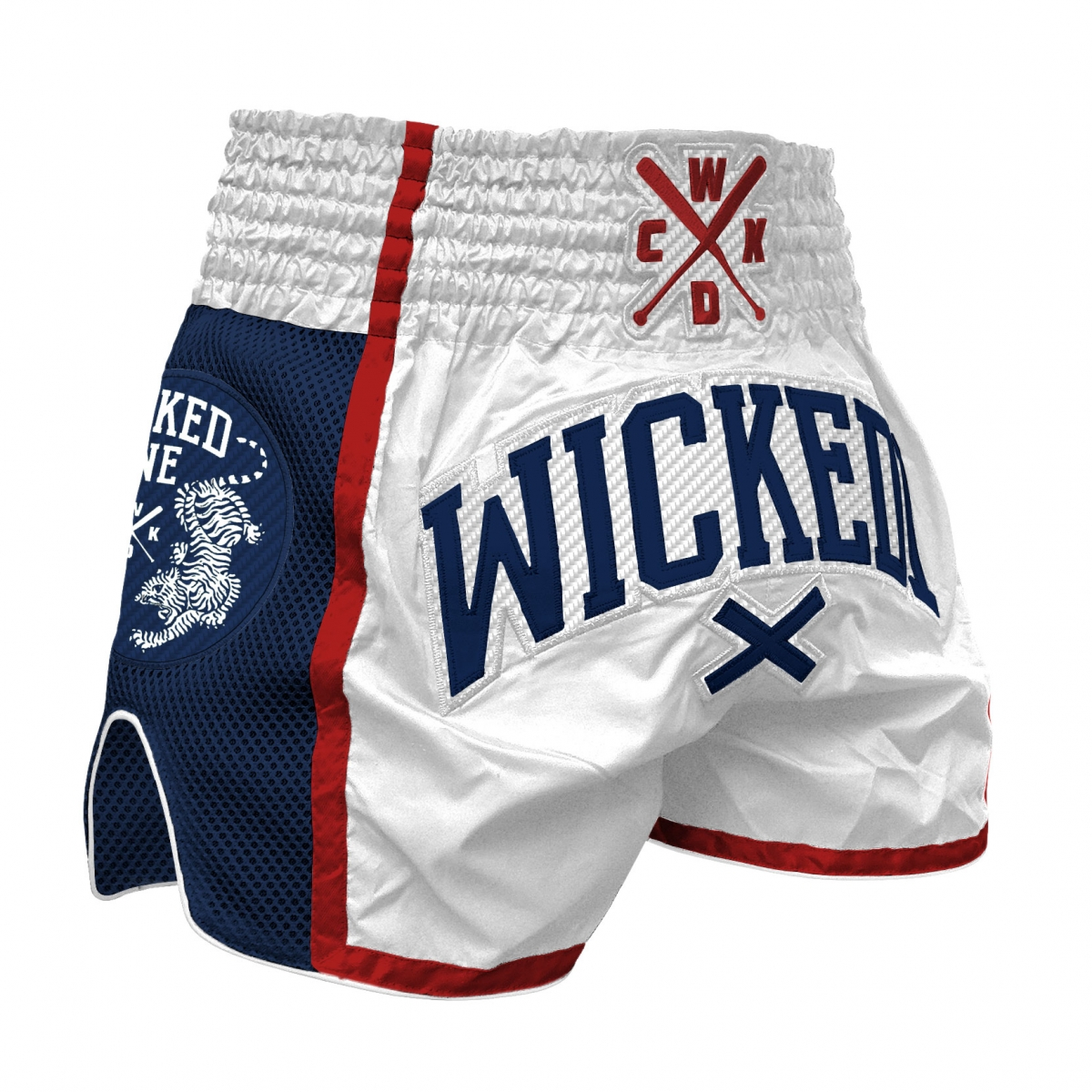 Short de Muay Thaï Wicked one Cross