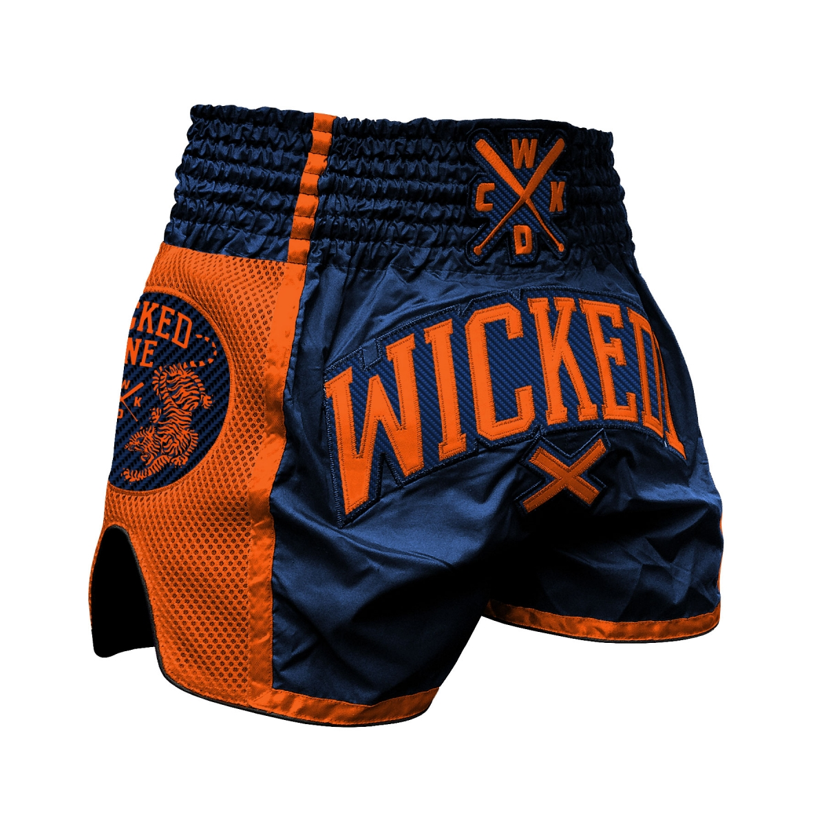 Short Wicked one Cross Orange