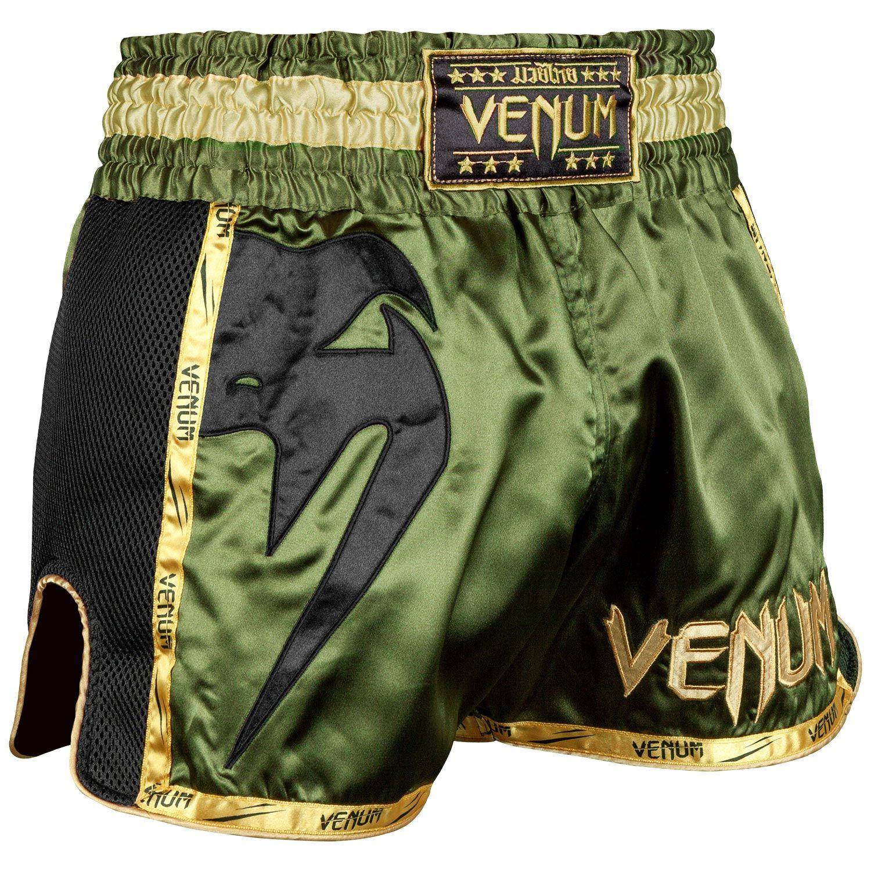 short-de-boxe-venum-vert