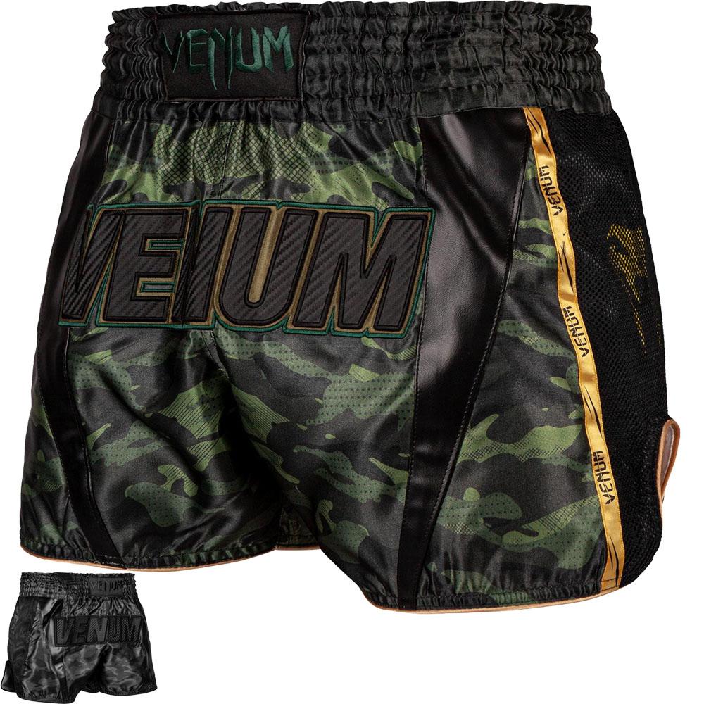 Short de boxe Thaï Venum Full camo