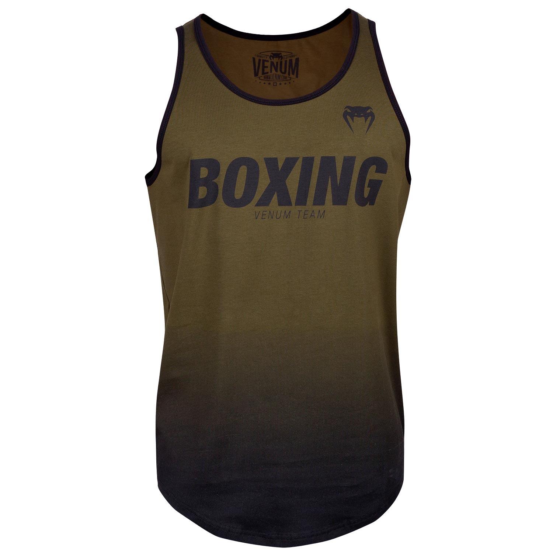Débardeur Venum Boxing Kaki - Noir