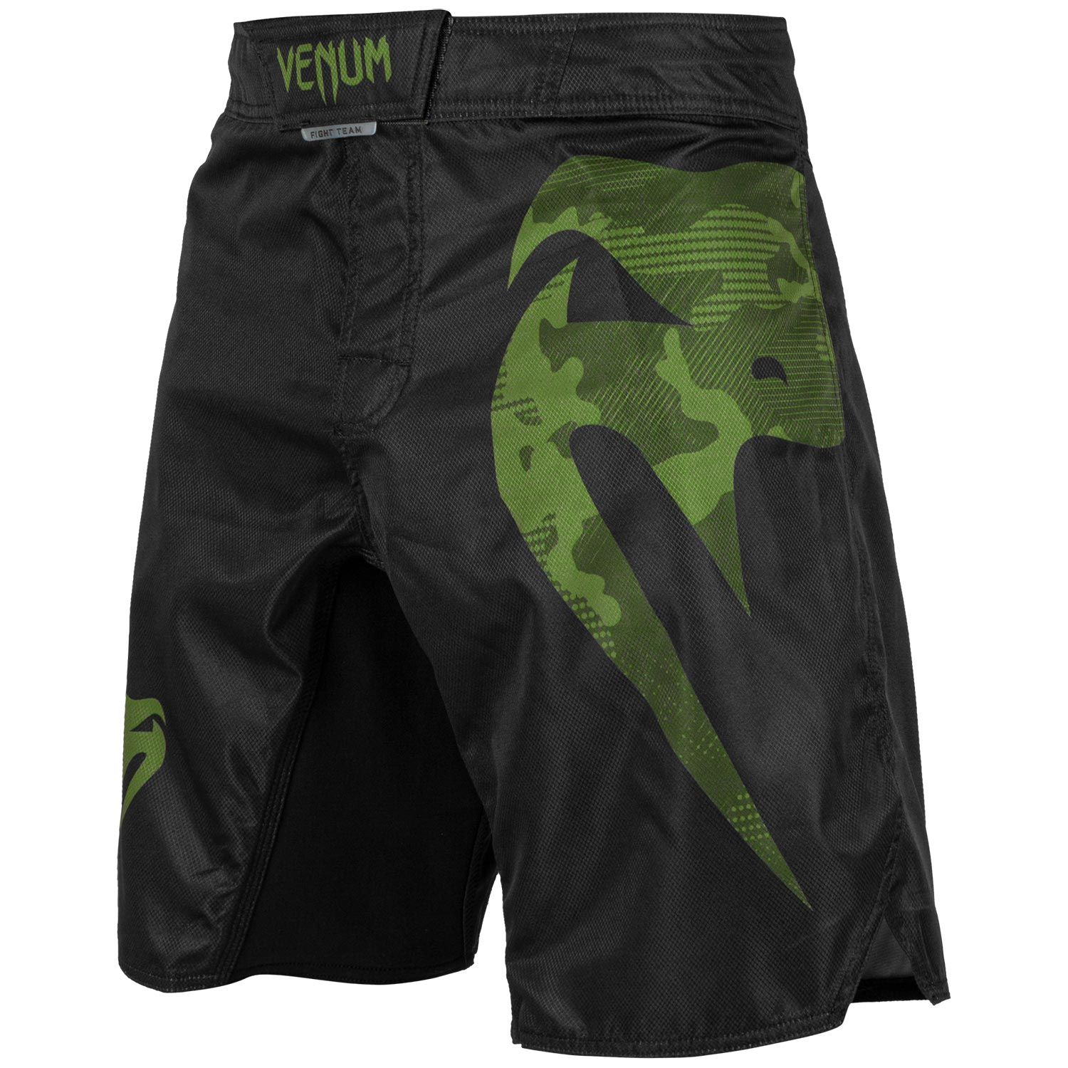 Fightshort Venum light 3.0 Noir - Kaki