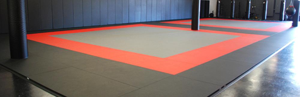 Tatamis MMA vinyle lisse
