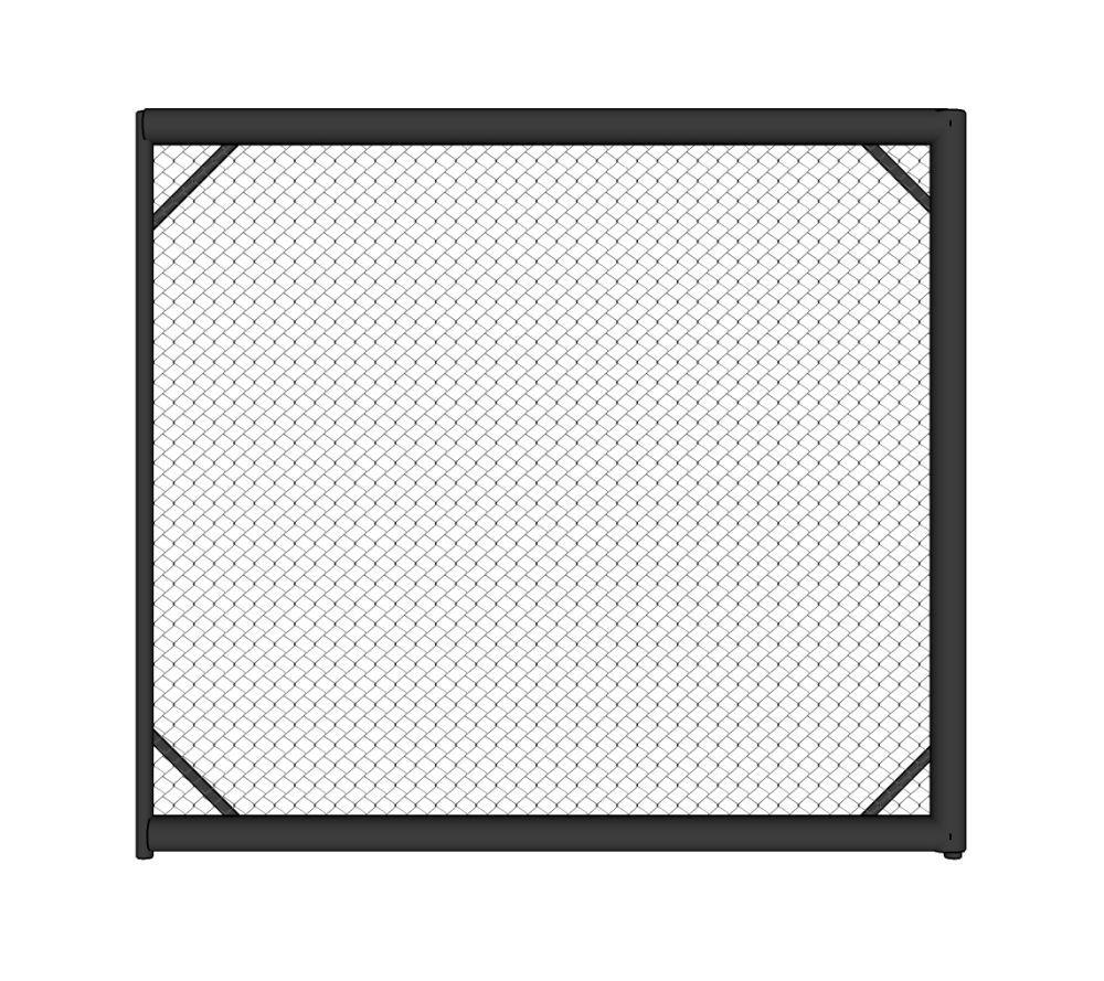 Panneaux de cage MMA