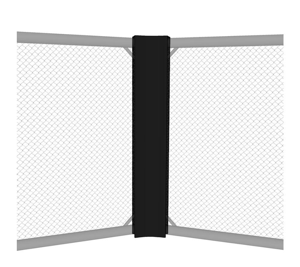 Pad corner cage MMA