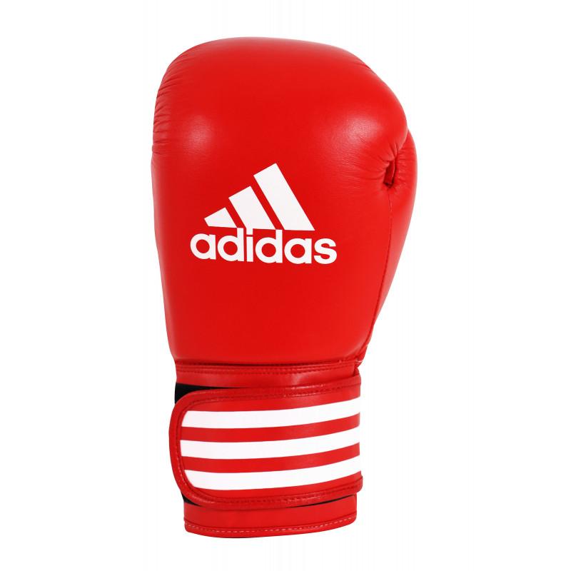 Gants de boxe Adidas en cuir