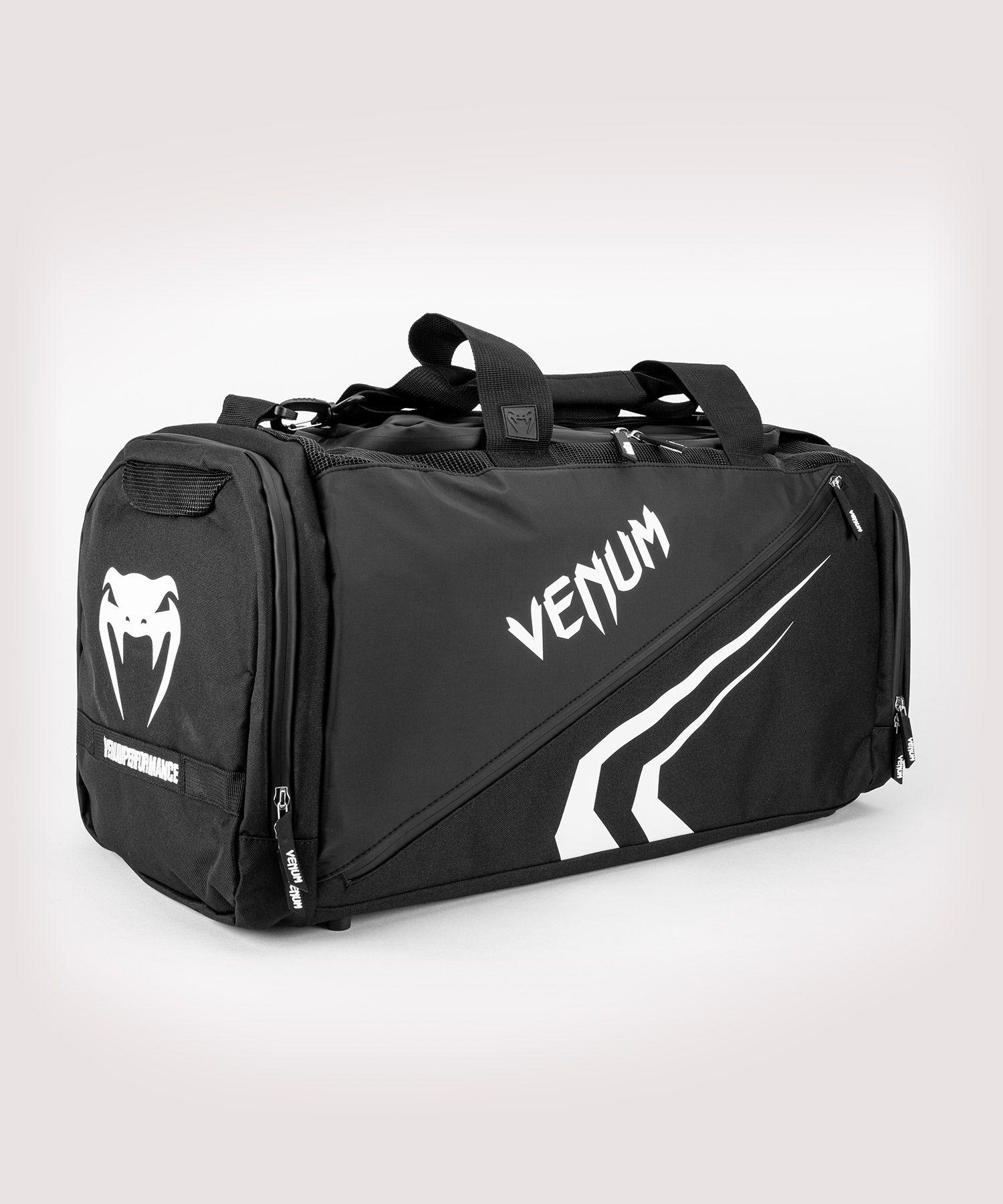 Sac de sport trainer lite Venum Noir et Blanc